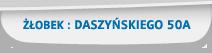 Żłobek: Daszyńskiego 50A